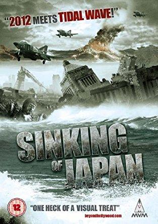 Sinking of Japan (2006) Dual Audio 720p HDRip x264 [Tamil + Japn] ESubs