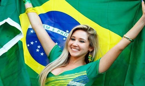 wanita cantik brazile