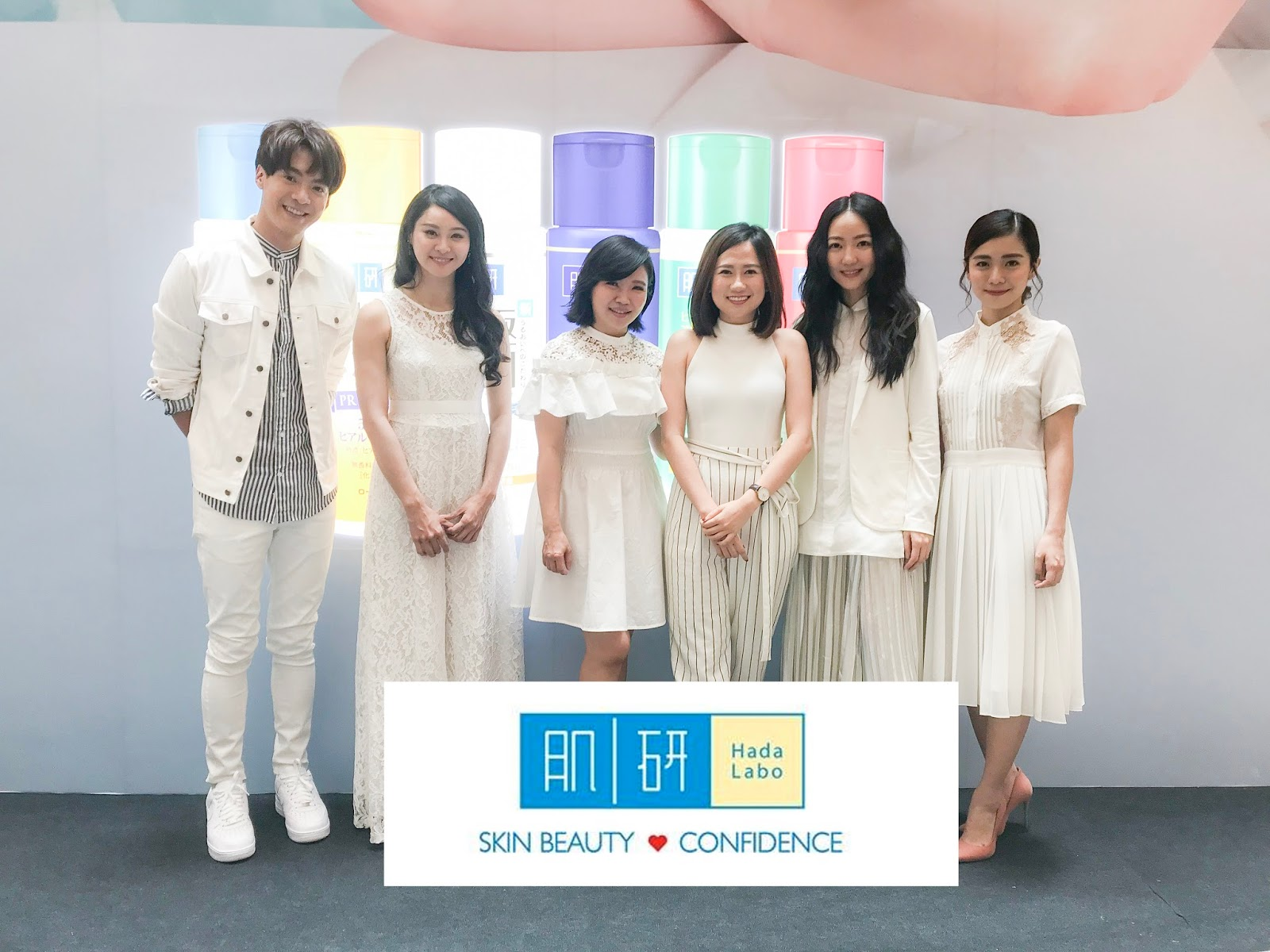 [Event] Hada Labo's Liu Yen Beauty Talk Show Features Popular Malaysian Celebrities