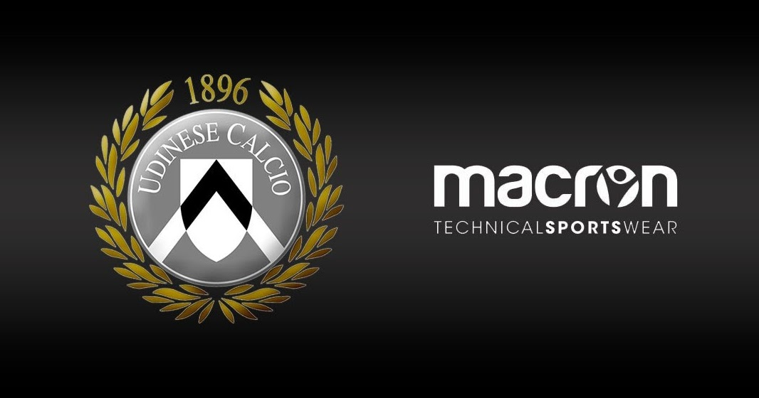 macron sign udinese kit deal footy headlines