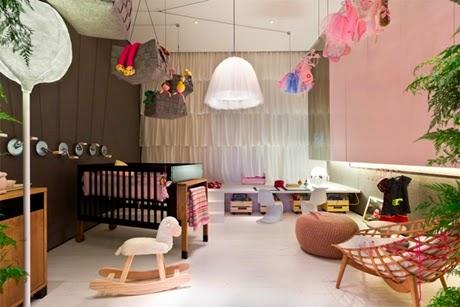Quarto de Bebê Casa COR SP 2013