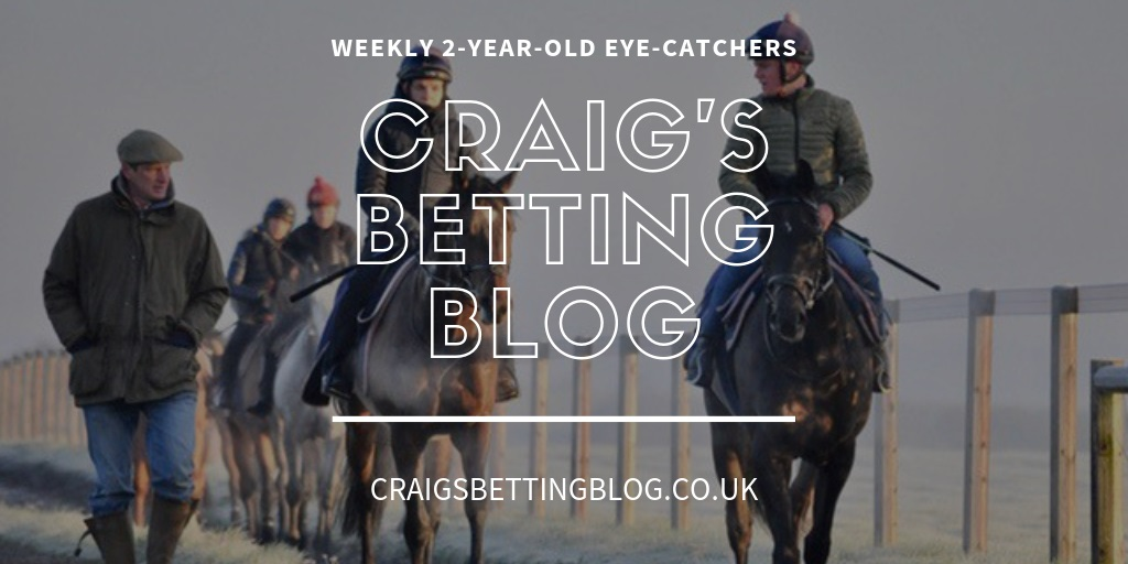 Craig's Betting Blog