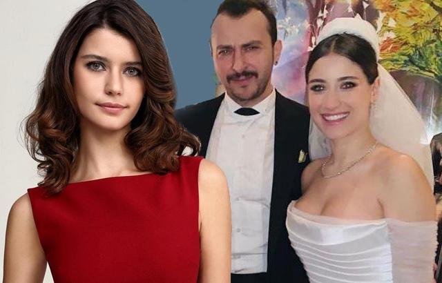 تعرف على سبب غياب الممثلة بيرين سات عن حفل زواج الممثلة هازال كايا