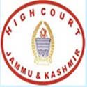 J & K High Court Recruitment