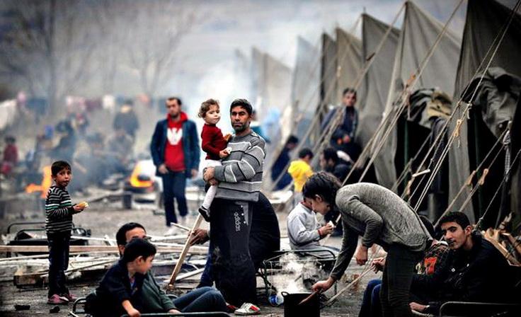 Ανοιχτή πληγή το προσφυγικό