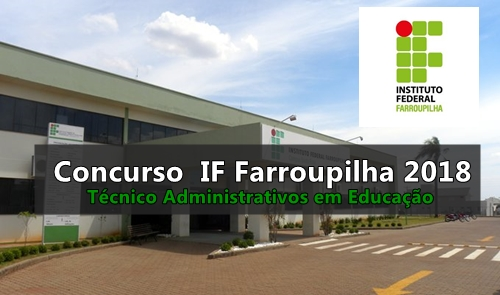 apostila para o concurso IF-Farroupilha 2018