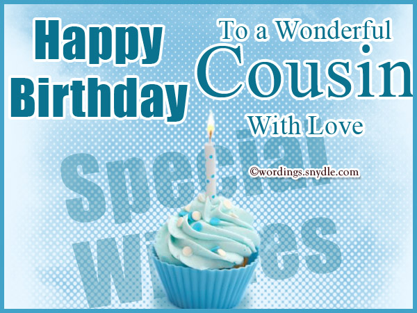 Top Images Of Happy Birthday Wishes For Cousin Sister And Brother Happy Birthday Wishes To My Cousin