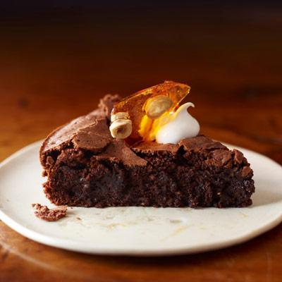 Gluten Free Chocolate Hazelnut Cake Recipe