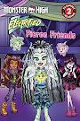 Monster High Electrified: Fierce Friends Book Item