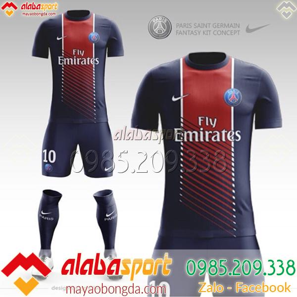 may quần áo bóng đá đẹp cho công ty