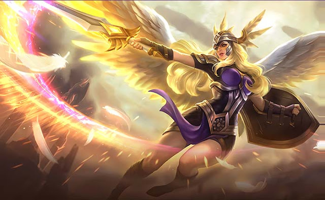 Freya Rework Mobile Legends Wallpapers