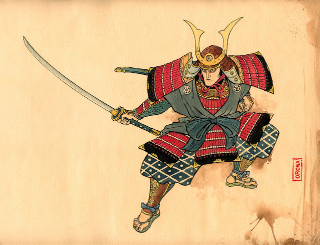 Sejarah Singkat Samurai