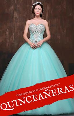 4b068c85c vestidos de xv años baratos y bonitos