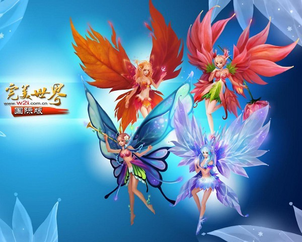 Girl Butterfly Wallpapers Dhragons Daimons