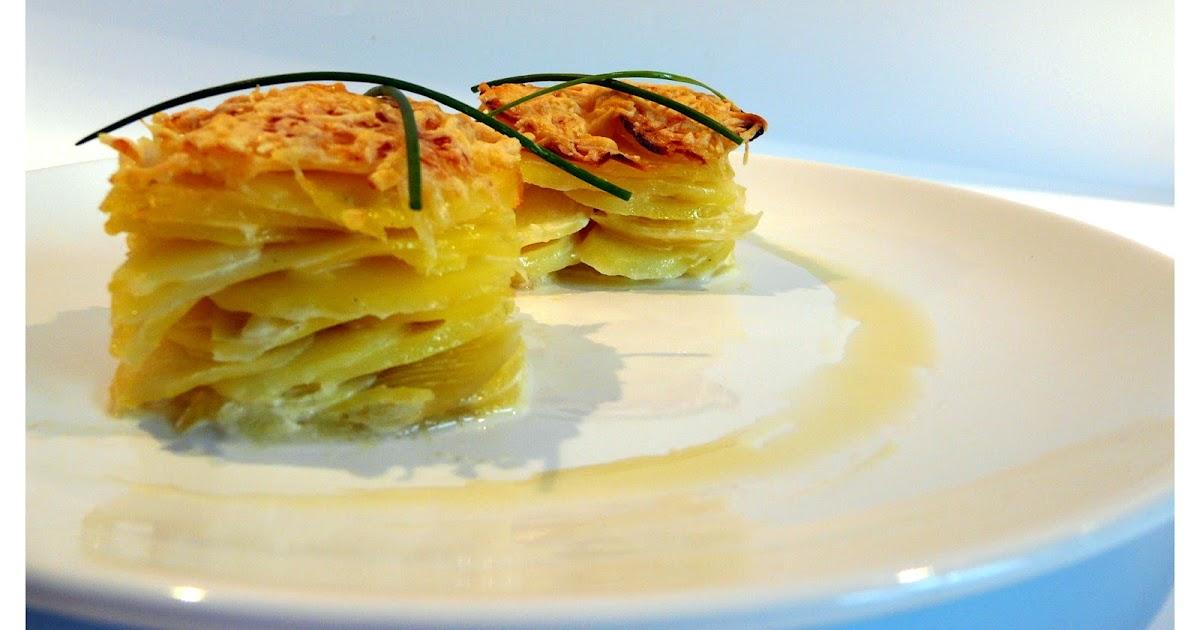 Flo bidouille en cuisine: Gratin dauphinois à l'huile de ...