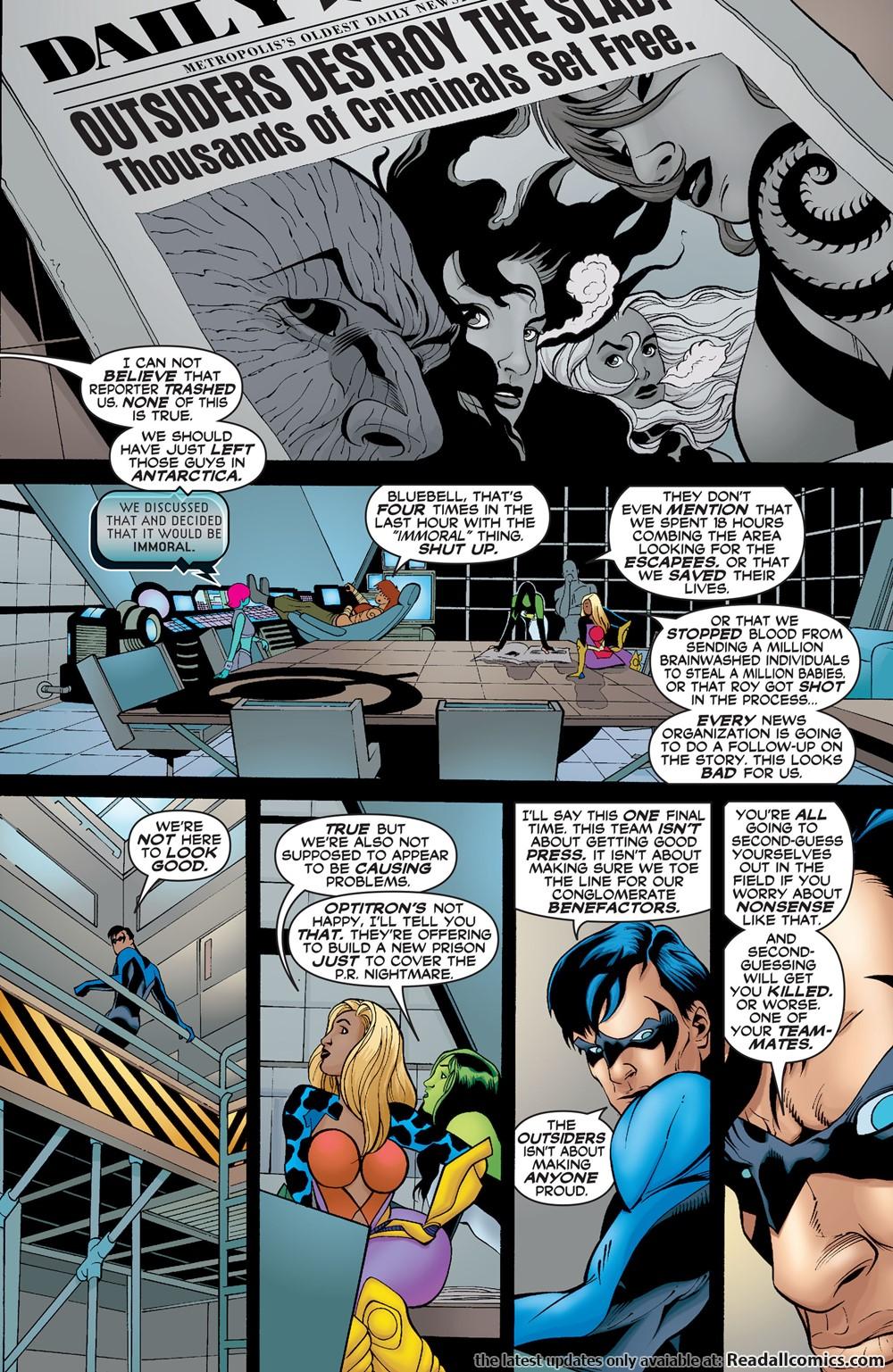 Outsiders v3 006 (2004)   Viewcomic reading comics online
