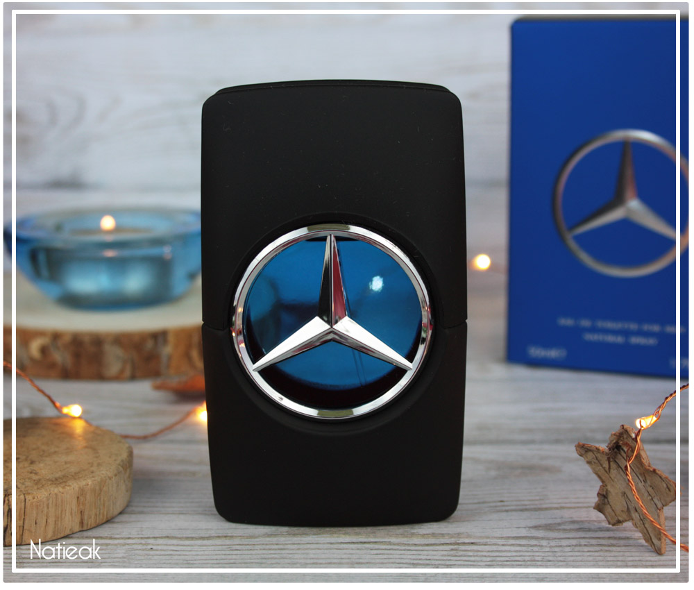 parfum mercedes benz man blue