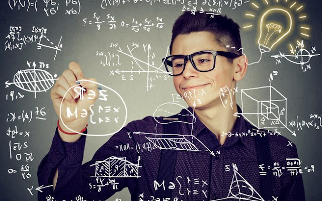 Por que tudo é Matemática?