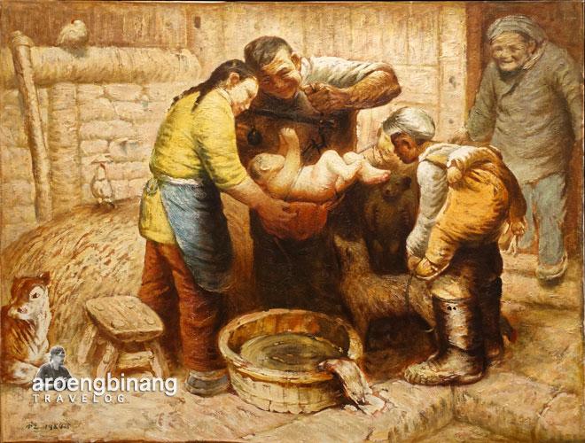 birth record luo zhongli museum macan modern and contemporary art in nusantara jakarta barat