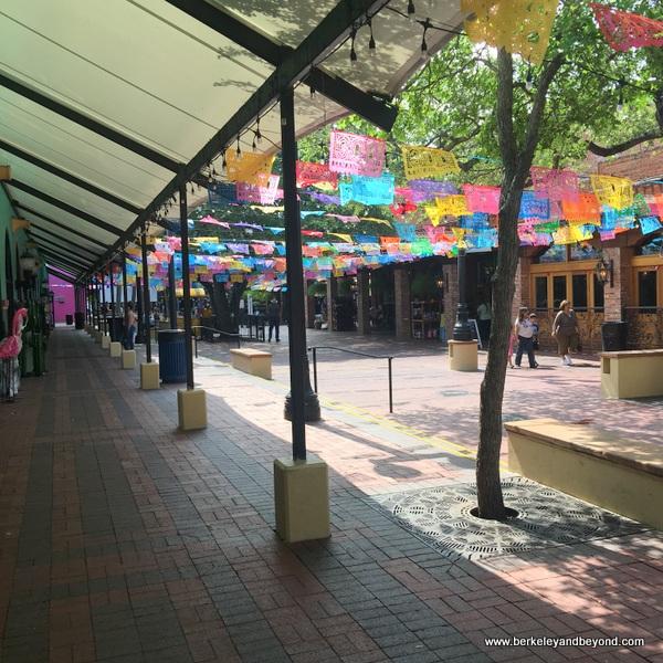 Market Square in San Antonio, Texas