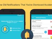 Review Notification History Log Aplikasi Android Terbaru 2018