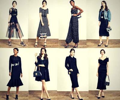 Dolce & Gabbana Roupas Femininas