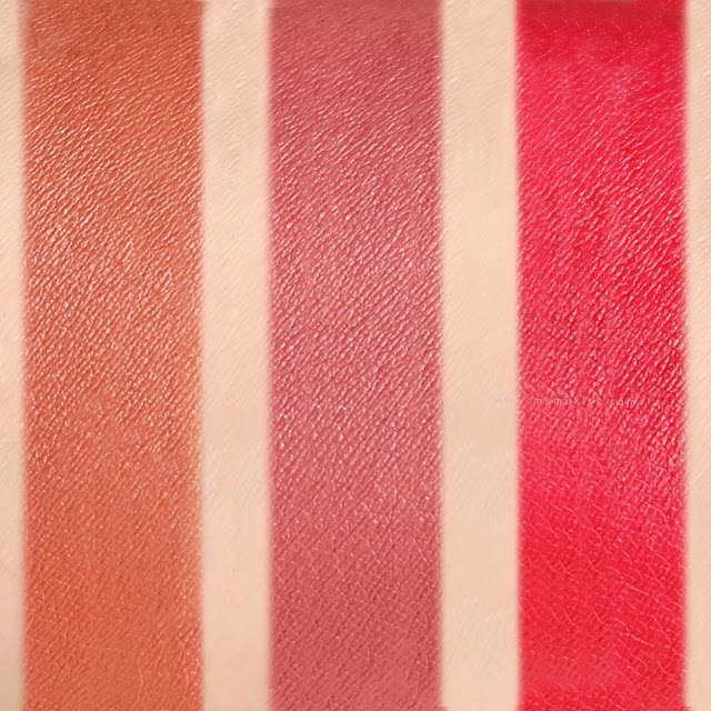 lip on lip matte lipstick review