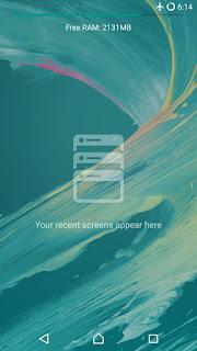 Custom Rom Xperia XZ RR for Redmi 3 Pro