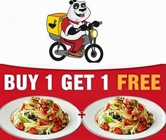 Foodpanda BOGO Offer : Nirula's Burger & Pizza (Delhi & NCR) | Eatsome Wraps (Pune) | Mast Kalandar (Bangalore) Valid on Thursday Only