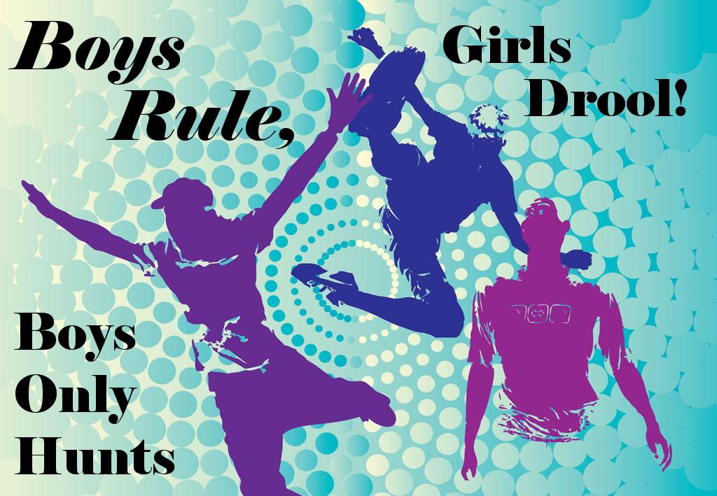 Girls rule girls drool 10