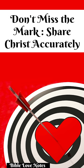 What Constitutes An Accurate Presentation of God?