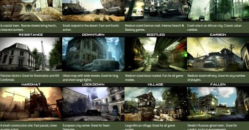 Cod4 Crash Map