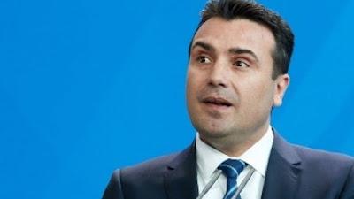 Ζάεφ: «Δεν υπάρχει άλλη ''Μακεδονία'' εκτός από τη χώρα μας»