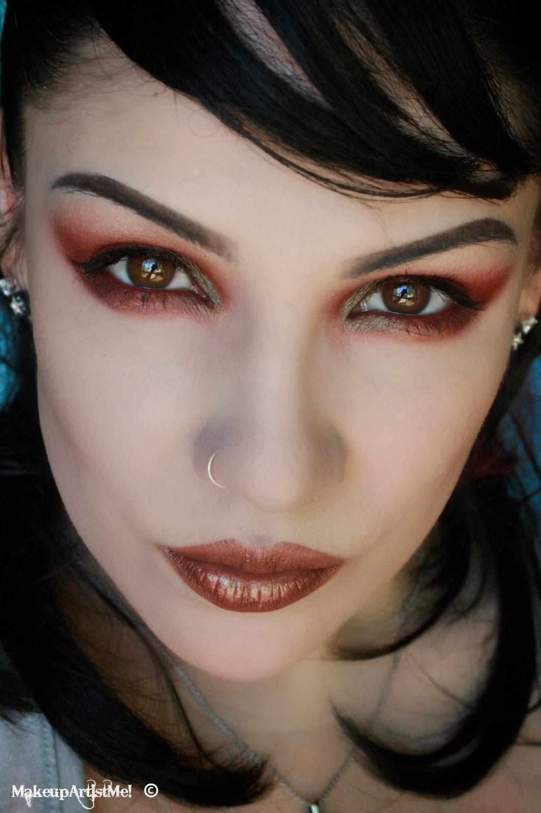 2cadeaf5799 Steampunk Makeup Ideas Emo
