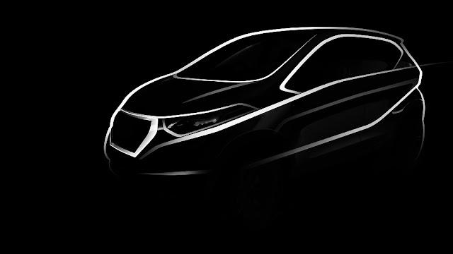 Datsun new hatchback Teaser 2