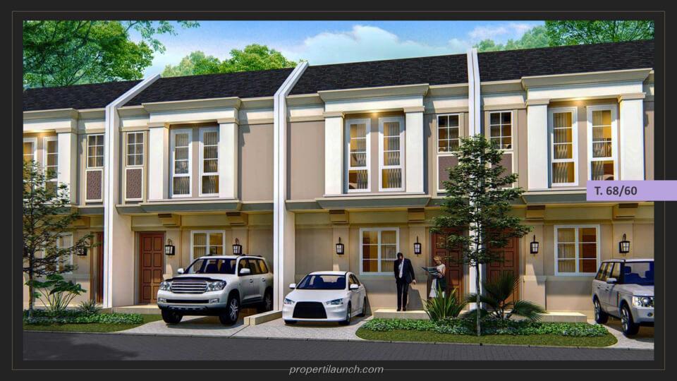 Rumah Savia Park @ Nusa Loka BSD Tipe 68
