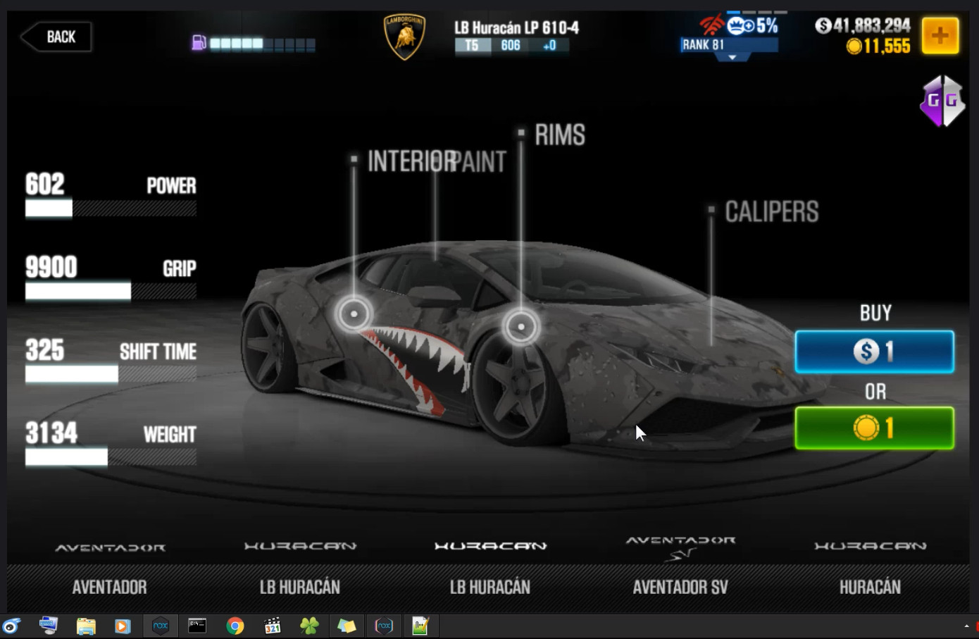 Image Of Csr2 Fastest Car List New Updated list of Maxed car