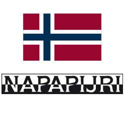 huge selection of 93380 1b317 Peony Nanni: Napapijri shop online. Recensione