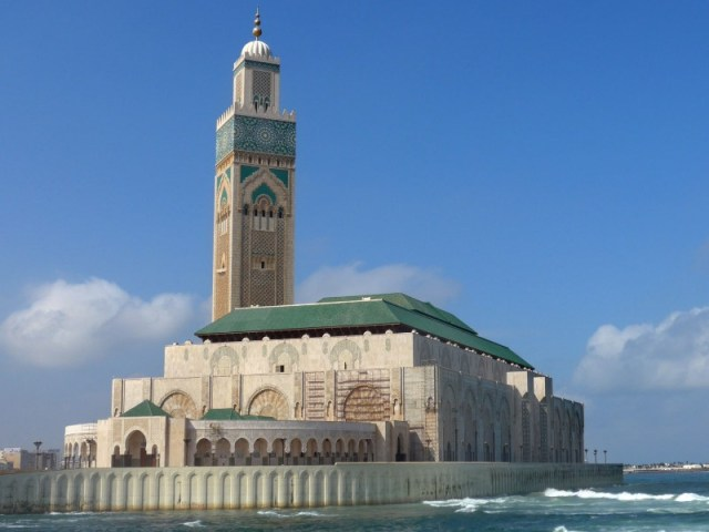 Keren!, Maroko Akan Bangun 600 Masjid Hemat Energi Dengan Sistem Energi Surya