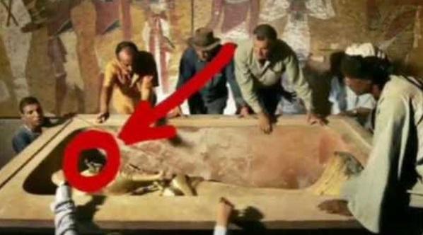 'Mengejutkan !!' 3000 tahun tak dibuka, 2 bilik FIR'AUN ternyata isinya adalah...