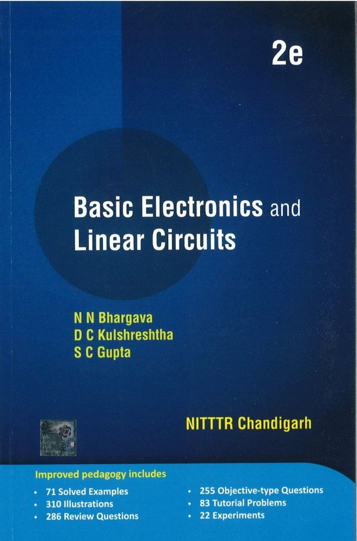 Integrated pdf linear roy choudhary d circuit