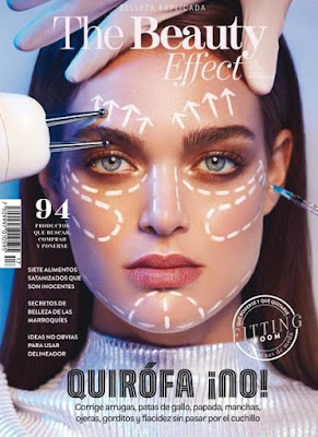 Revista The Beauty Effect México - Agosto 2017