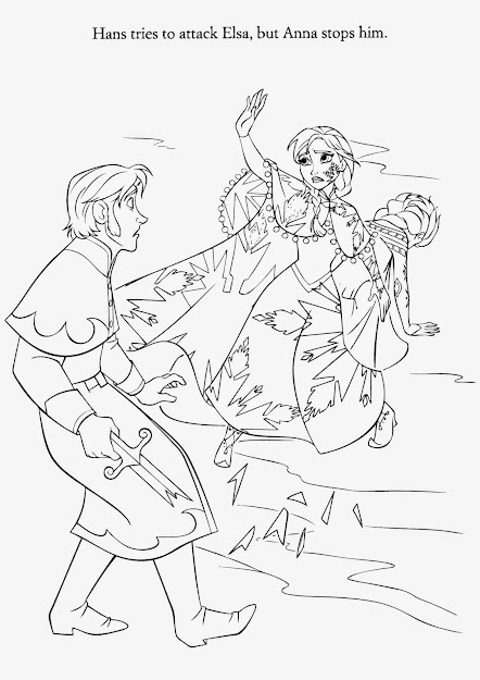 Disney Frozen Coloring Pages Printable Is Part Of Disney Frozen Coloring  Pages Pictures Gallery To See This Image In High Resolutions Right Click On  The