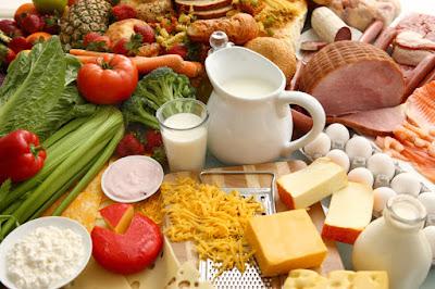 ăn uống điều độ giúp tăng cân cho nam giới