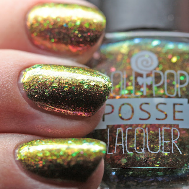 Lollipop Posse Lacquer Just As Sane As I Am