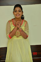 Teja Reddy in Anarkali Dress at Javed Habib Salon launch ~  Exclusive Galleries 028.jpg
