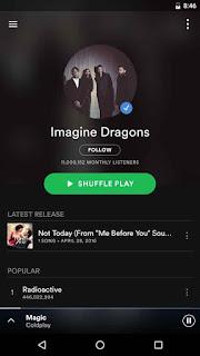 Spotify Music v8.4.42.679 Premium