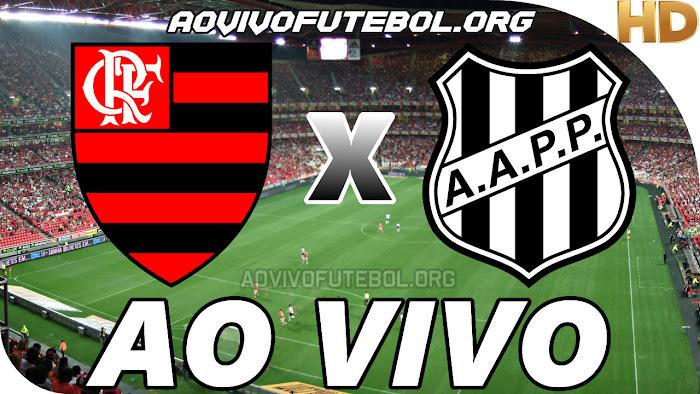 Assistir Flamengo x Ponte Preta Ao Vivo