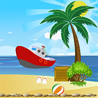 AvmGames Escape Beach Res…