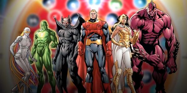 Saat Superhero DC Comic Dibuat Oleh Stan Lee
